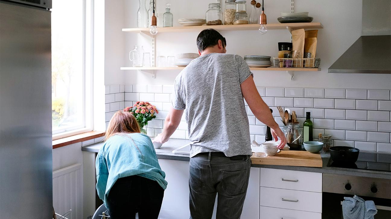 Почистване на кухня у дома